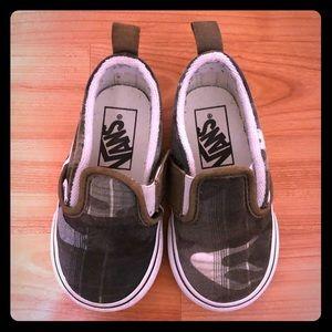 Vans Toddler Size 5.0 Shoes